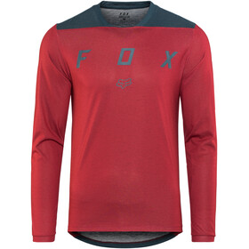 Fox Indicator Mash Camo - Maillot manches longues Homme - rouge